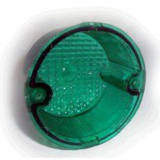 Купить Стекло поворота   ЯВА 350   (зеленое)   DVK в Интернет-Магазине LIMOTO