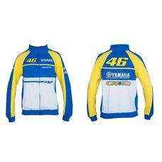 Купить Мастерка  (желто-сине-белая YAMAHA size L)   46 в Интернет-Магазине LIMOTO