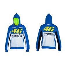 Купить Мастерка  (сине-белая YAMAHA size XL)   46 в Интернет-Магазине LIMOTO