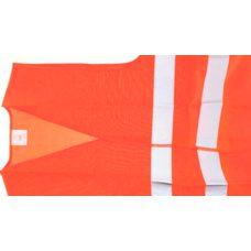 Купить Жилетка светоотражающая (оранжевая)   EVO в Интернет-Магазине LIMOTO