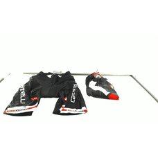 Купить Велокостюм   (черно-красный, size:XL) в Интернет-Магазине LIMOTO
