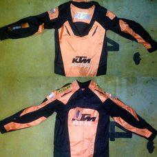 Купить Мотокуртка   KTM   (текстиль) ( size:M, черно-оранжевая) в Интернет-Магазине LIMOTO