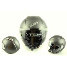 Купить Шлем открытый   (mod:545) (size:XL, белый матовый, солнцезащитные очки)   LS2 в Интернет-Магазине LIMOTO