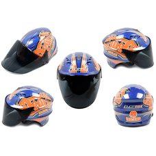 Купить Шлем открытый   (mod:100) (аэроформа, черный визор) (size:L, IND.ENG)   LS2 в Интернет-Магазине LIMOTO