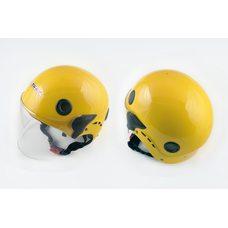 Купить Шлем открытый   (mod:101) (классическая форма, прозрачный визор) (size:XL, желтый)   LS2 в Интернет-Магазине LIMOTO