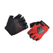 Купить Перчатки без пальцев   (mod:002, size:L, красные)   KNIGHTOOD в Интернет-Магазине LIMOTO