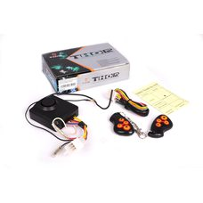 Купить Сигнализация   (иммобилайзер, дистанционный пуск) (mod:MZ017/TH440)   THOR в Интернет-Магазине LIMOTO
