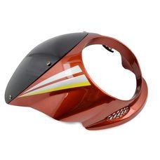 Купить Обтекатель   Zongshen, Lifan 125/150   (красный, под круглую фару)   EVO в Интернет-Магазине LIMOTO