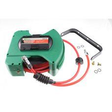 Купить Шланг компрессорный   20 метров, 15 bar   (на катушке)   KOMATCU в Интернет-Магазине LIMOTO