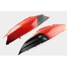 Купить Пластик   VIPER STORM 2007   задняя боковая пара   (красный)   KOMATCU в Интернет-Магазине LIMOTO