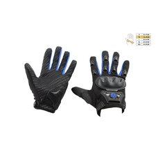 Купить Перчатки   SCOYCO   (mod:HD-09, size:M, синие, текстиль) в Интернет-Магазине LIMOTO