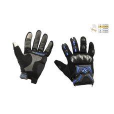 Купить Перчатки   SCOYCO   (mod:MC-20, size:M, синие, текстиль) в Интернет-Магазине LIMOTO