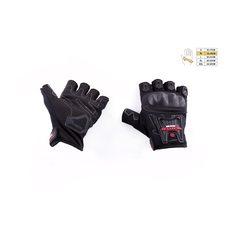 Купить Перчатки без пальцев   (mod:MC-12D, size:M, черные, текстиль)   SCOYCO в Интернет-Магазине LIMOTO