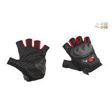 Купить Перчатки без пальцев   (mod:MC-29D,size:XL, красные)   SCOYCO в Интернет-Магазине LIMOTO