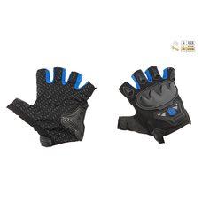 Купить Перчатки без пальцев   (mod:MC-29D,size:XL, синие)   SCOYCO в Интернет-Магазине LIMOTO
