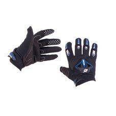 Купить Перчатки   RG   (size:M, черно-синие) в Интернет-Магазине LIMOTO