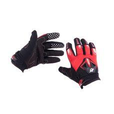 Купить Перчатки   RG   (mod:1, size:M, красно-черные) в Интернет-Магазине LIMOTO