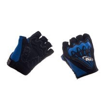 Купить Велоперчатки (черно-синие, size XL)   AXE в Интернет-Магазине LIMOTO