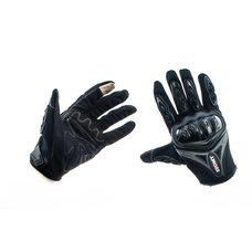Купить Перчатки   SUOMY   (черно-грифельные size M) в Интернет-Магазине LIMOTO