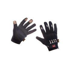 Перчатки   CITY   (черные size L)