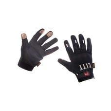 Перчатки   CITY   (черные size XL)