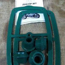 Купить Прокладка крышки клапанов   МТ, ДНЕПР   (+косые, 2+4шт) (тюнинг зеленые)   SKY в Интернет-Магазине LIMOTO