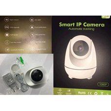 Купить Беспроводная поворотная Wi-Fi камера   (IP SMART, HD 1080P, 360, управление с телефона, питание USB или 220V через адаптер) в Интернет-Магазине LIMOTO