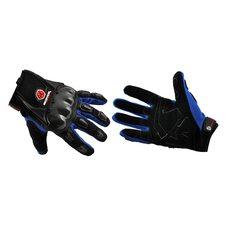 Купить Перчатки   SCOYCO   (mod:HD-12, size:L, синие, текстиль, карбон) в Интернет-Магазине LIMOTO