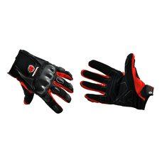 Купить Перчатки   SCOYCO   (mod:HD-12, size:M, красные, текстиль, карбон) в Интернет-Магазине LIMOTO