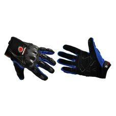 Купить Перчатки   SCOYCO   (mod:HD-12, size:M, синие, текстиль, карбон) в Интернет-Магазине LIMOTO
