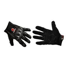 Купить Перчатки   SCOYCO   (mod:HD-12, size:M, черные, текстиль, карбон) в Интернет-Магазине LIMOTO