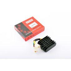Купить Реле зарядки   Zongshen, Lifan 125/150   (3+3 провода)   STAR в Интернет-Магазине LIMOTO