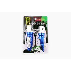 Купить Подножки пассажирские   (mod:1, синие)   MONSTER ENERGY в Интернет-Магазине LIMOTO