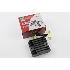 Купить Реле зарядки   Zongshen, Lifan 200   (3+3 провода)   JIANXING в Интернет-Магазине LIMOTO