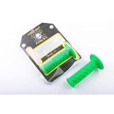 Купить Ручки руля   (mod:1, зеленые)   MOTOGRIP в Интернет-Магазине LIMOTO