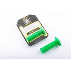 Купить Ручки руля   (mod:2, зеленые)   MOTOGRIP в Интернет-Магазине LIMOTO