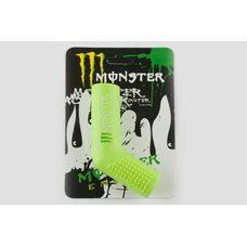 Купить Резинка заводной ножки   MONSTER ENERGY   (универсальная, зеленая)   XJB в Интернет-Магазине LIMOTO