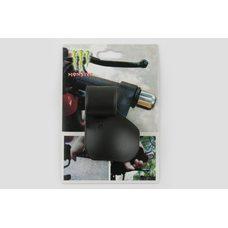 Купить Рычаг круиз контроля ручки газа   MONSTER ENERGY   (универсальный, черный)   XJB в Интернет-Магазине LIMOTO