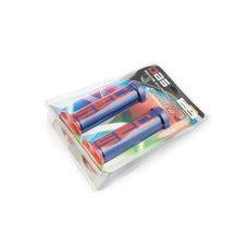 Купить Ручки руля   (mod:1, сине-красные)   DBS   (#YMBT) в Интернет-Магазине LIMOTO