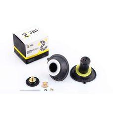 Купить Мембраны карбюратора (пара)   4T GY6 150   (пусковая +ускорительная)   ZUNA в Интернет-Магазине LIMOTO