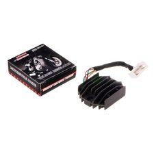 Купить Реле зарядки   4T GY6 125/150   (5 проводов 3+2)   ZUNA в Интернет-Магазине LIMOTO