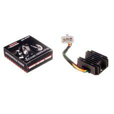 Купить Реле зарядки   4T GY6 125/150   (5 проводов)   HORZA в Интернет-Магазине LIMOTO