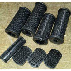 Купить Комплект резинок (ходовая) (подножки, педали тормоза, ножек)   МТ, ДНЕПР   SKY в Интернет-Магазине LIMOTO