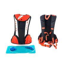 Купить Рюкзак (черно-бело-оранжевый, зауженный)   KTM в Интернет-Магазине LIMOTO