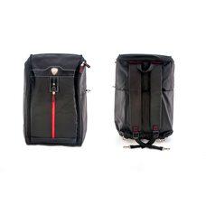 Купить Рюкзак (черный, оранжевая змейка) в Интернет-Магазине LIMOTO