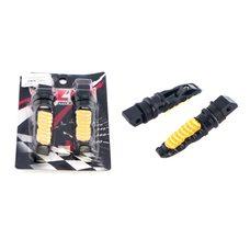 Купить Подножки пассажирские   (mod:2)   (желтые)   RIDE IT в Интернет-Магазине LIMOTO