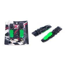 Купить Подножки пассажирские   (mod:2)   (зеленые)   RIDE IT в Интернет-Магазине LIMOTO