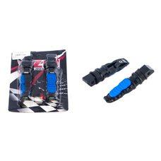 Купить Подножки пассажирские   (mod:2)   (синие)   RIDE IT в Интернет-Магазине LIMOTO
