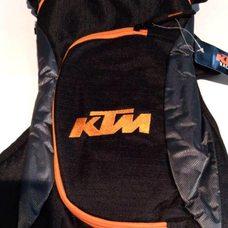 Купить Рюкзак (черно-оранжевый, накладной карман)   KTM в Интернет-Магазине LIMOTO