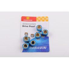 Купить Ролики вариатора (тюнинг)   4T GY6 125/150   18*14   13,5г   (голубые)   DONGXIN в Интернет-Магазине LIMOTO